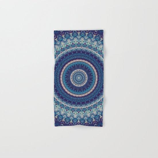 Mandala 477 Hand & Bath Towel