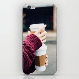 Lattes iPhone Skin