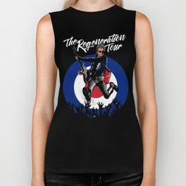 Regeneration Tour: 12 Doctor Who Biker Tank