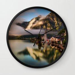 Hallstatt Austria Wall Clock