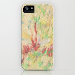 Garden V iPhone Case