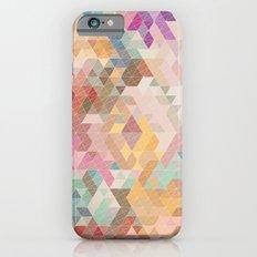 Soft Mini Triangles Slim Case iPhone 6s