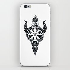 Flower of the sun iPhone & iPod Skin