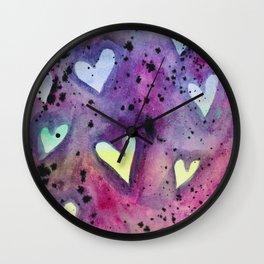 Heart No. 15 Wall Clock