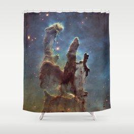 The Pillars of Creation Shower Curtain