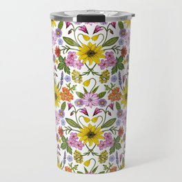 Montana Wildflowers Travel Mug