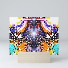 Alien Altar Mini Art Print