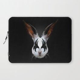 Kiss of a Rabbit Laptop Sleeve
