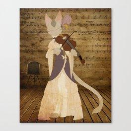 Burmilla Canvas Print