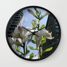 Scraping Wall Clock