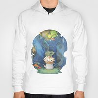 over the garden wall Hoodies featuring Over the Garden Wall by zaMp