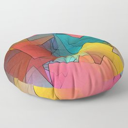 many colors for your home -11- Floor Pillow