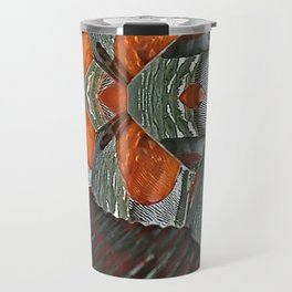 Rolls Abstract Travel Mug