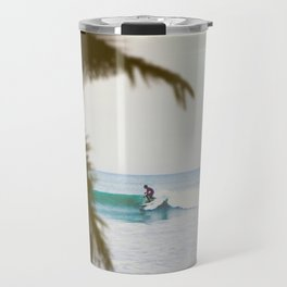 Summer Surf Travel Mug