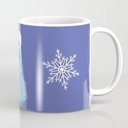 Elsa from Frozen Coffee Mug