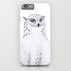 Snowy Fowl II Slim Case iPhone 6s
