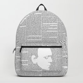 Frankenstein - The Modern Prometheus Backpack