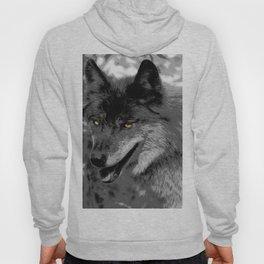 Alpha Male Wolf Hoody