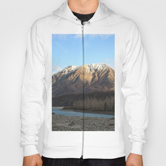 Blue Creek, Alaska Hoody