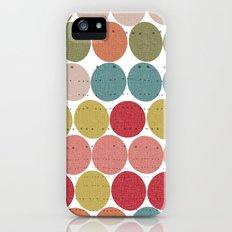 Tribal Dots iPhone (5, 5s) Slim Case