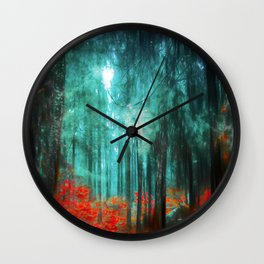 Magicwood Wall Clock