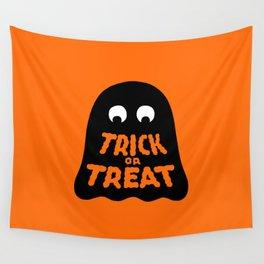 Trick or Treat – Ghost Wall Tapestry
