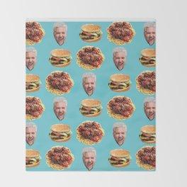 Flavortown, USA (Guy Fieri) Throw Blanket