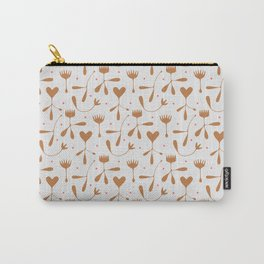 Autumn Seed Carry-All Pouch