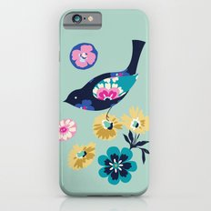 Birds and Blooms 4 Slim Case iPhone 6s