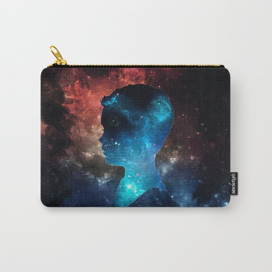 Brain Space Carry-All Pouch