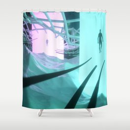 GENERATION Shower Curtain