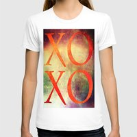 xoxo T-shirts featuring XoXo by Fine2art