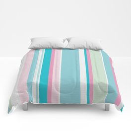 Earn Your Stripes Comforters