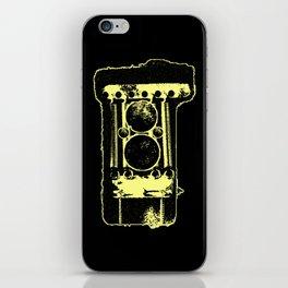 Camera???? iPhone Skin