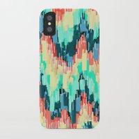rush iPhone & iPod Cases featuring Rush by Jacqueline Maldonado