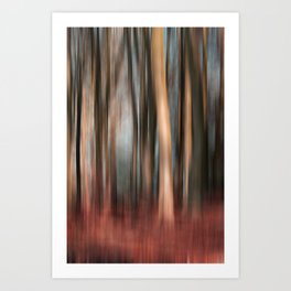 Time Reflects Everlasting ExpressionS #11 Art Print
