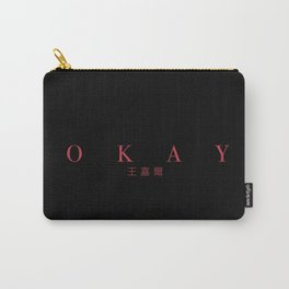 OKAY - Jackson Wang Carry-All Pouch