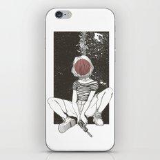 Kill Girl iPhone & iPod Skin