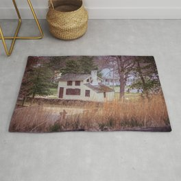 Innis House Fredericksburg and Spotsylvania National Military Park Virginia Civil War Historic Home  Rug