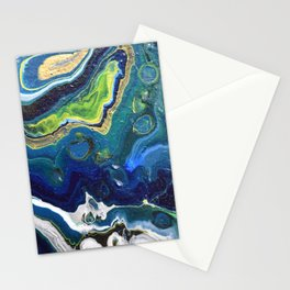 Water love Stationery Cards