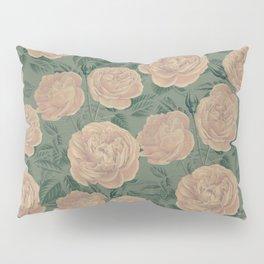 Vintage Roses III Pillow Sham