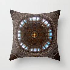 Berliner Dome Throw Pillow