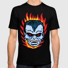 Vampire Mens Fitted Tee Black MEDIUM