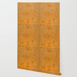 Dante Orange Stucco - Luxury - Rustic - Faux Finishes - Venetian Plaster Wallpaper