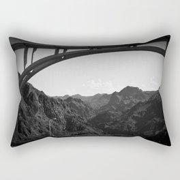 Canyon Bridge Rectangular Pillow
