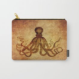 Marine Life - Octopus Carry-All Pouch