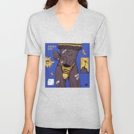 HONEY BOY Unisex V-Neck