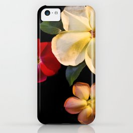 Real Fake Flowers iPhone Case