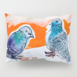 The Conversation at Bay and College Toronto Pillow Sham