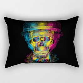 Worked to Death Rectangular Pillow